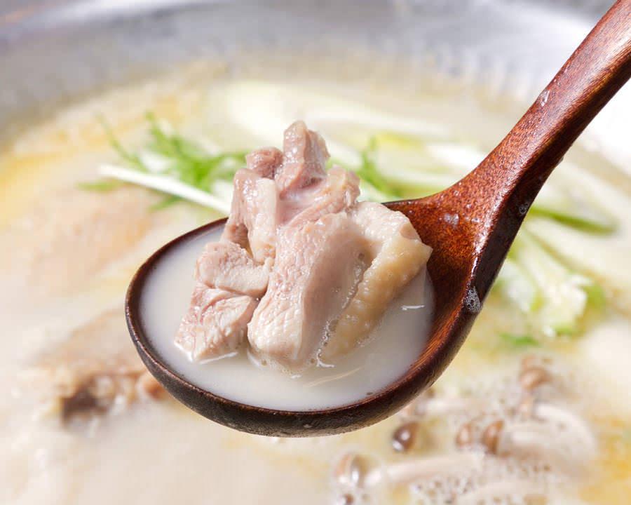 とりいちず 大井町西口店で味わえるコラーゲンたっぷり鍋